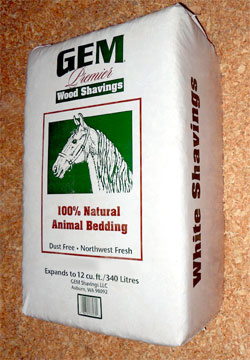 GEM Shavings Wood Shavings | Auburn, WA | 253 833 6486